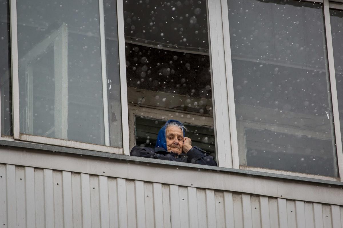 Власти Петербурга предупредили о новых ограничениях для пенсионеров
