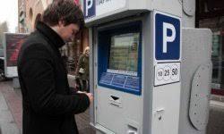 В Питере временно приостановили взимание платы за парковку в центре города