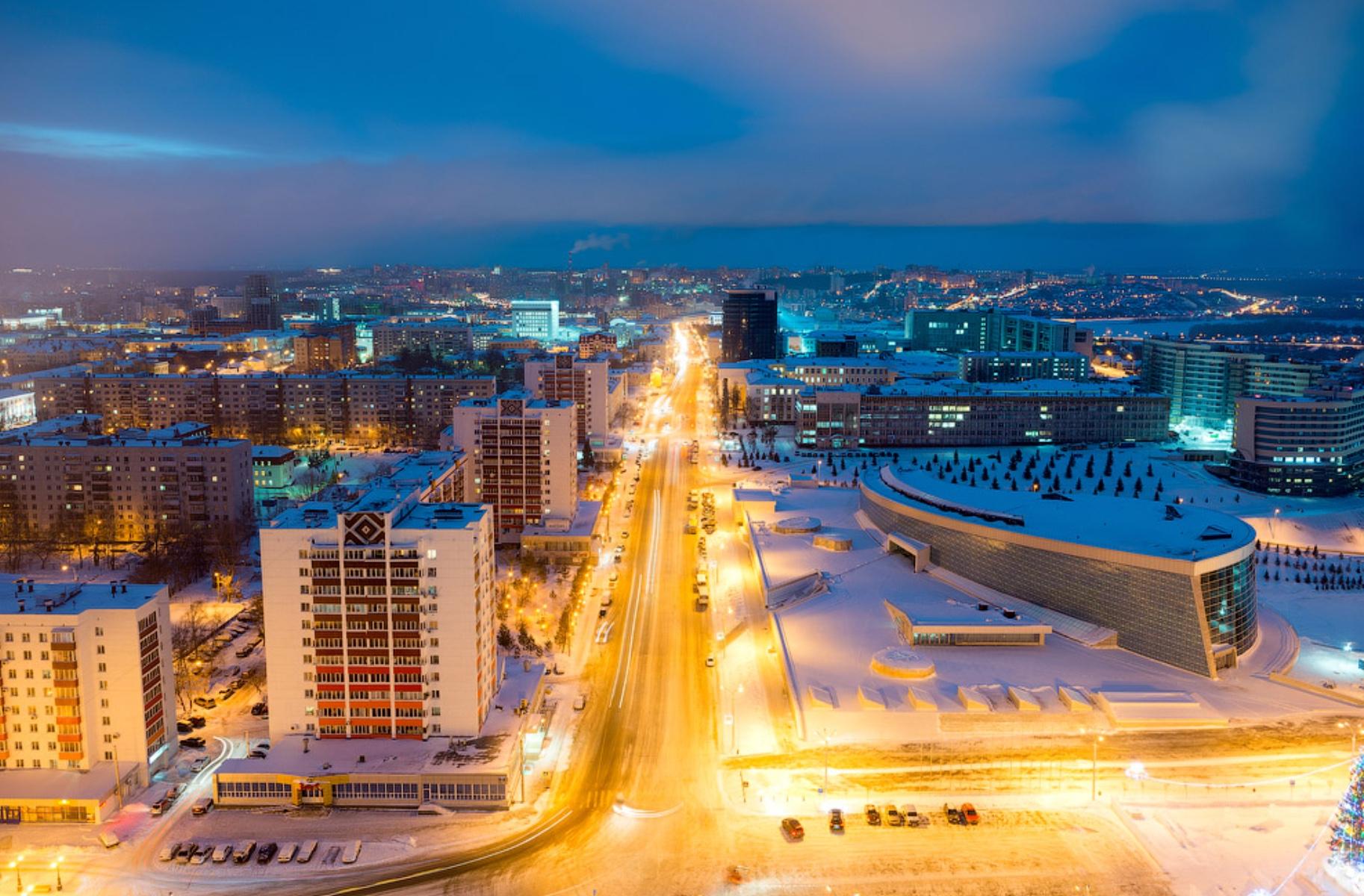 Численность Башкирии сократилась на 4 миллиона